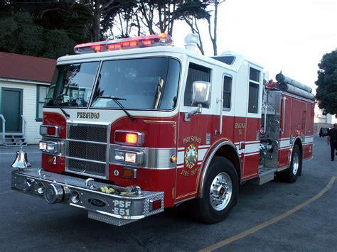 us american cars firetruck