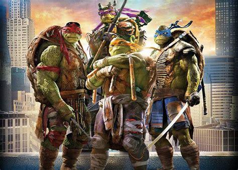 trailer tortugas ninja  mariela tv