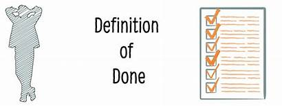 Done Definition Defintion Eine Wann Benoetigen Sie