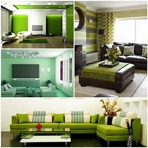 Wohnideen Wohnzimmer Türkis : wohnideen wohnzimmer ein ruhiges gef hl durch die farbe gr n vermitteln ~ Markanthonyermac.com Haus und Dekorationen