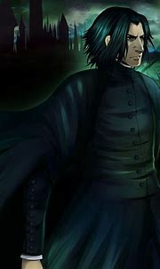 HP: Severus Snape | Severus snape, Snape, Severus snape fanart