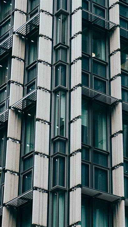 Windows Facade Structure Parallax 6s Iphone Background