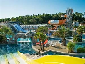 campings en vendee un immense front de mer langues de With awesome camping bord de mer vendee avec piscine 1 camping avec piscine couverte parc espace aquatique