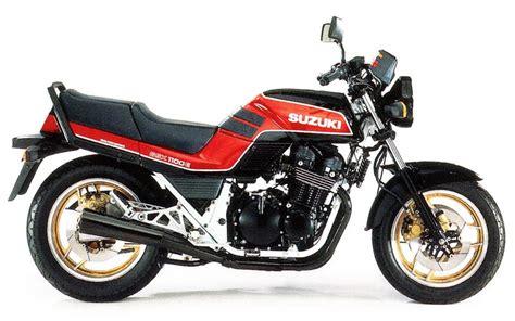 Suzuki Suzuki by Suzuki Suzuki Gsx 1100 Ef Moto Zombdrive