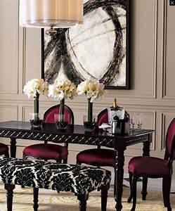 Einrichten Und Wohnen : ursula dining table very glam chic interior design pinterest einrichten und wohnen gl ck ~ Frokenaadalensverden.com Haus und Dekorationen