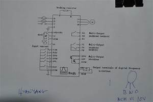 Need Help Wiring A Potentiometer To A Vfd