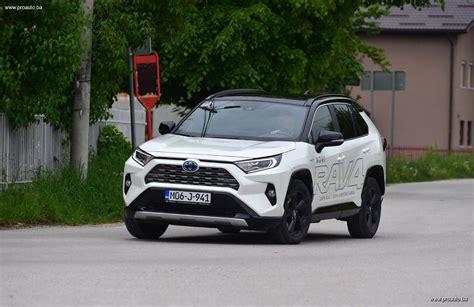 Toyota Rav4 Style by Proauto Test Toyota Rav4 Hsd 2wd Style