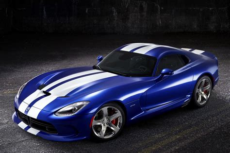 Dodge Viper Blue by 2013 Dodge Viper Blue