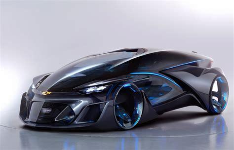 Chevy Concept Car by Chevy Concept Car Hits Shanghai Racingjunk News