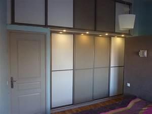 Fabriquer Sa Porte Coulissante Sur Mesure : amenagement placard sur mesure en ligne amenagement ~ Premium-room.com Idées de Décoration