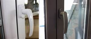 Poignée Porte Fenetre Pvc : les accessoires de fen tres pvc et alu ternois fermetures ~ Melissatoandfro.com Idées de Décoration
