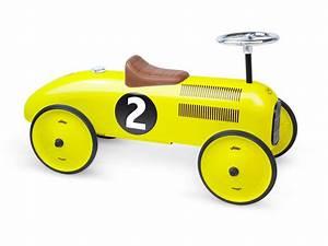 Porteur Voiture Vintage : vilac porteur voiture vintage jaune ~ Teatrodelosmanantiales.com Idées de Décoration