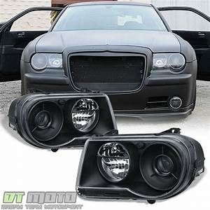 Black 2005 2006 2007 2008 2009 2010 Chrysler 300c