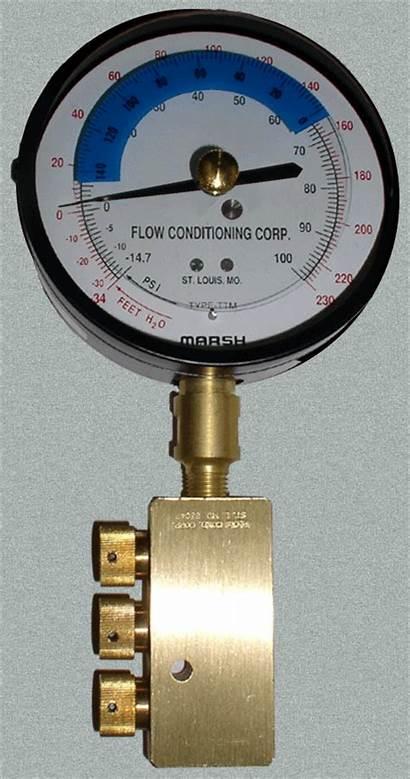 Hydronic Indicator Pressure Trumpet Flow Valves Indicators