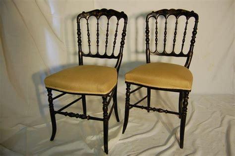 chaises napoléon 3 anciennes deux chaises de musicien quot napoleon iii quot xixème