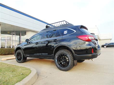 lifted 2017 subaru outback with offroad package