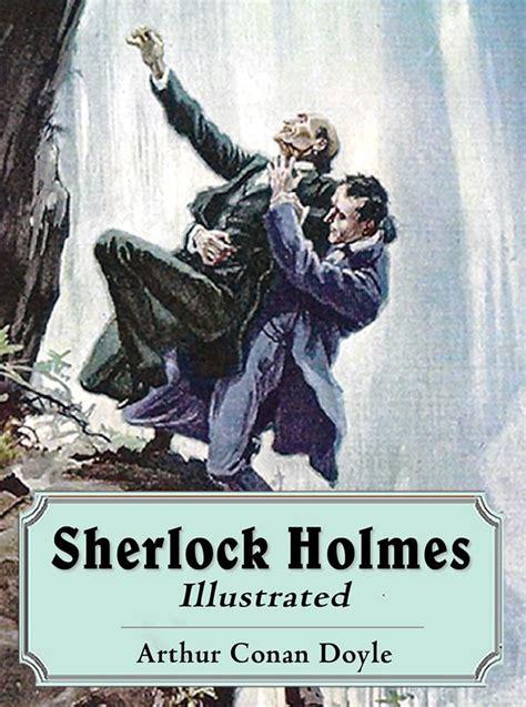 sherlock holmes illustrated conan illustrations doyle books kindle arthur bbc ebooks reading amazon movie follow