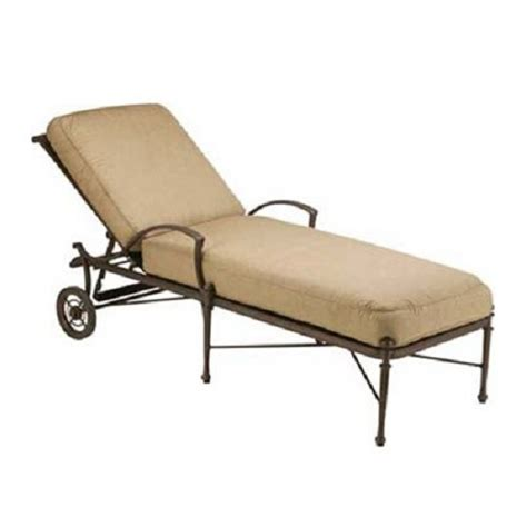 wales chaise lounge by woodard landgrave family leisure