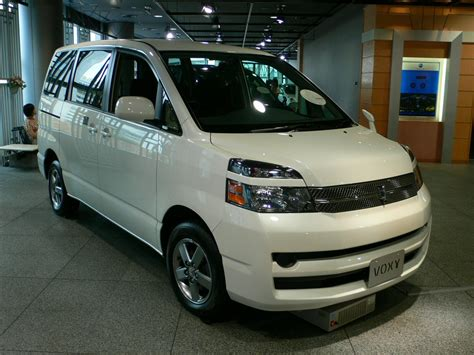Toyota Voxy Modification by トヨタ ヴォクシー Wikiwand