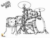 Drum Coloring Drums Kit Musical Instruments Cool Colour Yescoloring Boys Printable Kits Play Drummer Majestic Percussion Coloringpage Could Would Snare sketch template