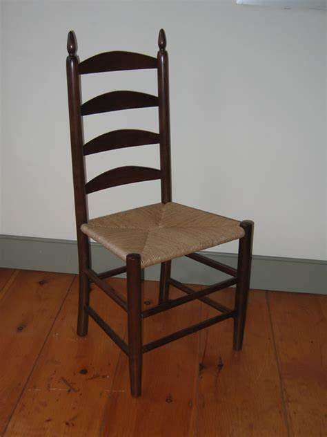 ladder back chairs for shaker ladder back side chair 8861