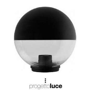 globo illuminazione lione globo illuminazione giardino esterno sfera 300 mm
