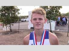 Ryan Trahan 3A Boys 2nd UIL State Cross Country