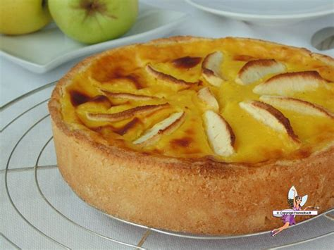 mandoline pour cuisine flan pâtissier aux pommes yumelise recettes de cuisine