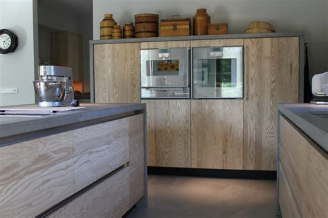 cuisines snaidero jp walker houten keuken modern essen en beton product in
