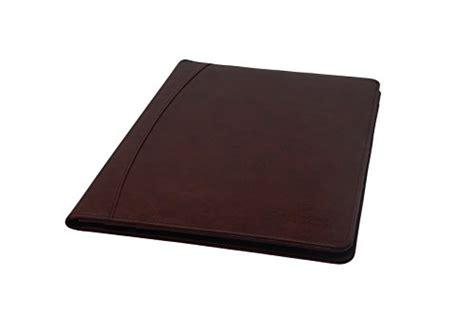 professional business padfolio portfolio organizer