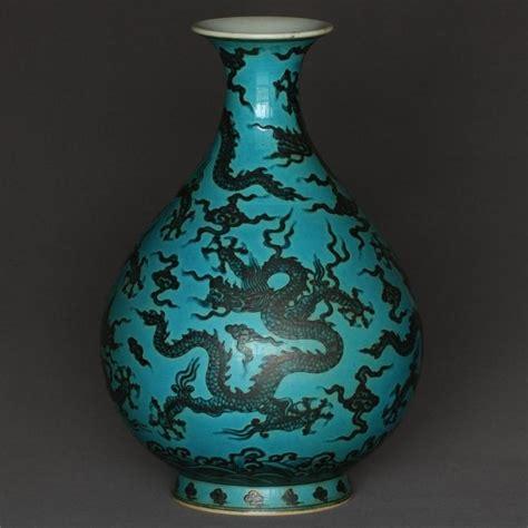 Ming Dynasty Marks On Vases by Green Color Porcelain Vase Of Ming Dynasty Xuande