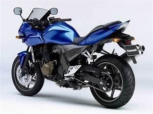 Kawasaki Z750 2003