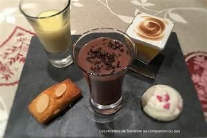 Robot équivalent Au Thermomix : dessert gourmand ou caf gourmand compos de 5 mignardises ~ Premium-room.com Idées de Décoration