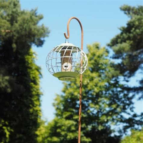 shepherds crook bird feeder hanger harrod horticultural