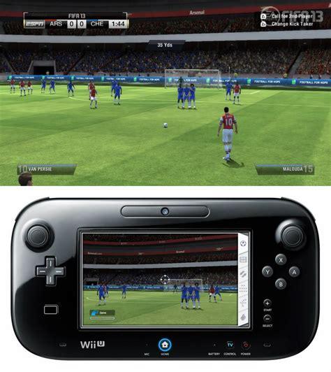 fifa  wii  screenshots released