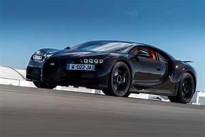 Bugatti Chiron 2017 Black Wallpapers Desktop Background On ...