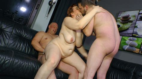 Chunky German Mature Lady In Hardcore Mmf Threesome Porndoe