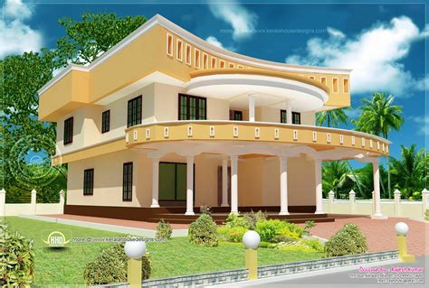 Unique Home Designs : Unique Home Design In Kerala