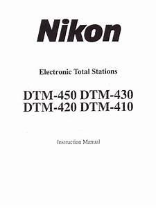 Nikon Dtm