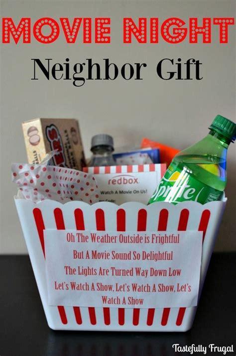 night neighbor gift idea cheap christmas gifts