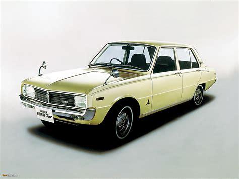 Mazda Familia Rotary SS 1969–70 images (1600x1200)