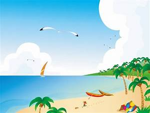 Vector beach clipart - Cliparting.com