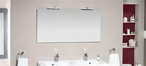miroir 120x60 With porte d entrée alu avec miroir de salle de bain avec éclairage led
