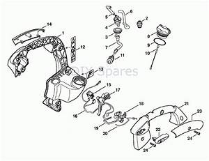 29 Stihl Leaf Blower Parts Diagram