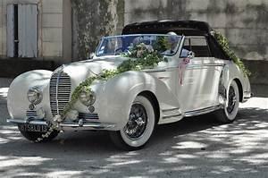 Decoration Voiture Mariage : voiture mariage on pinterest mariage wedding cars and cars ~ Preciouscoupons.com Idées de Décoration