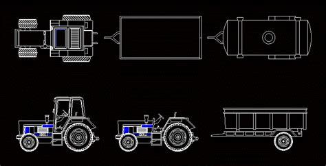tractor  autocad  cad   kb bibliocad