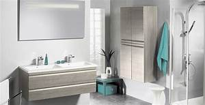 meuble de salle de bains accent allibert belgique With destockage meuble salle de bain belgique