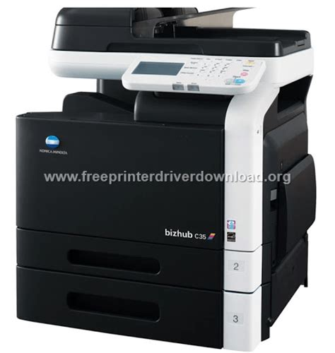 Check that konica minolta bizhub c35 ppd is selected in the printer model list. Install Konika Minolta Bizhub C35 / How To Setup Ftp Scan On Konica Minolta C350 450 Using Ui ...