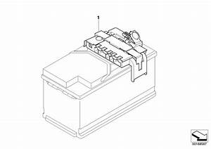 Bmw X5 Power Distribution Box W Fuse