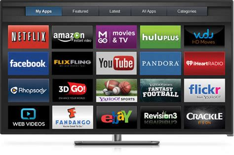 Great selection of channels all free. Vizio beefs up its smart TV platform | TechHive